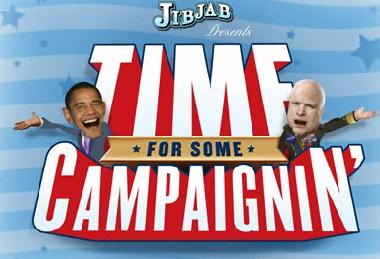 Jib Jab Time for some campaignin